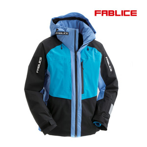 [17/18파블리스]Freeride Jacket_Black Blue